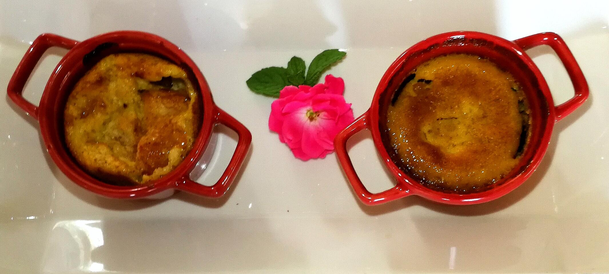 clafoutis aux abricots et aux amandes