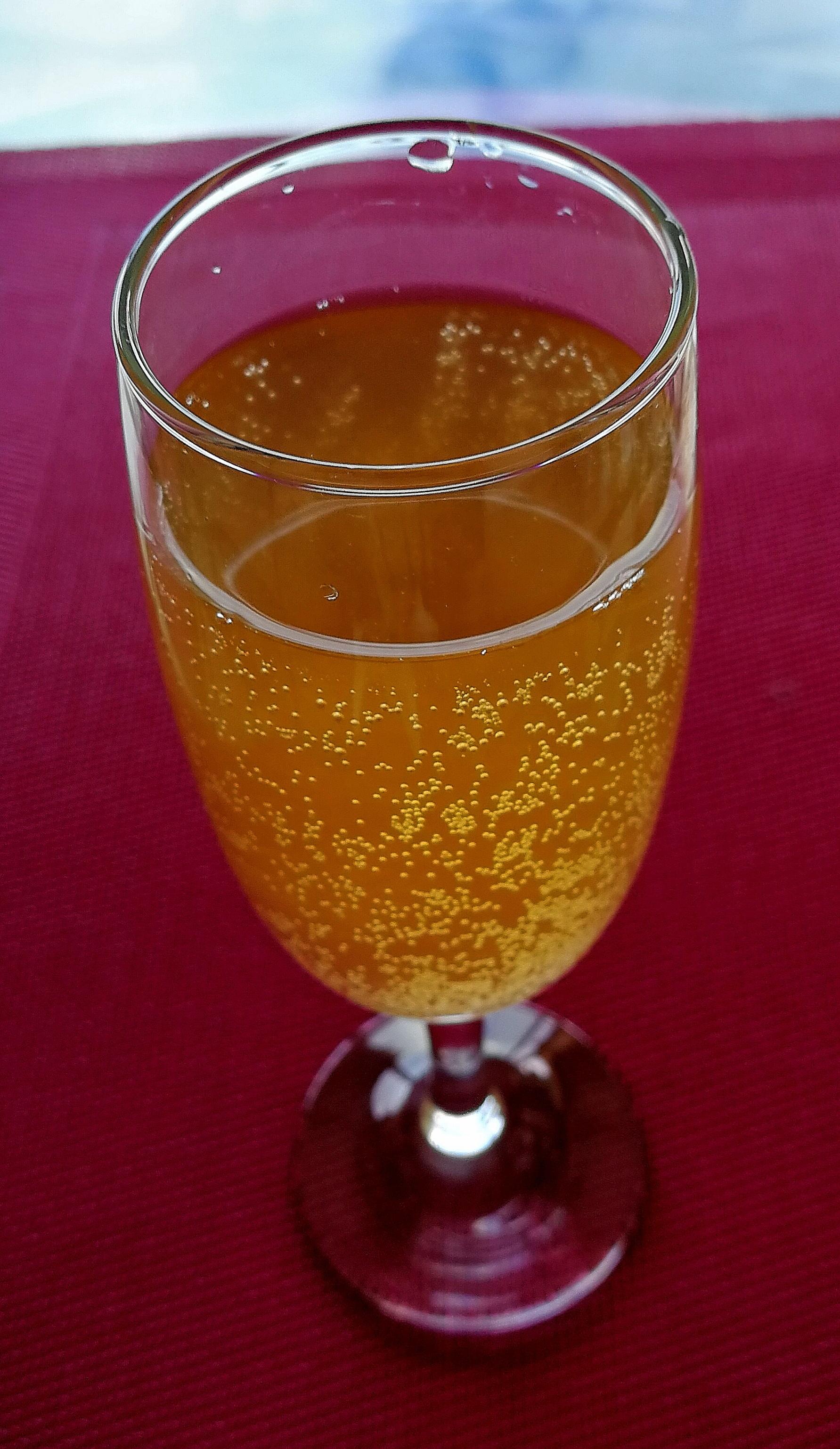champagne kombucha