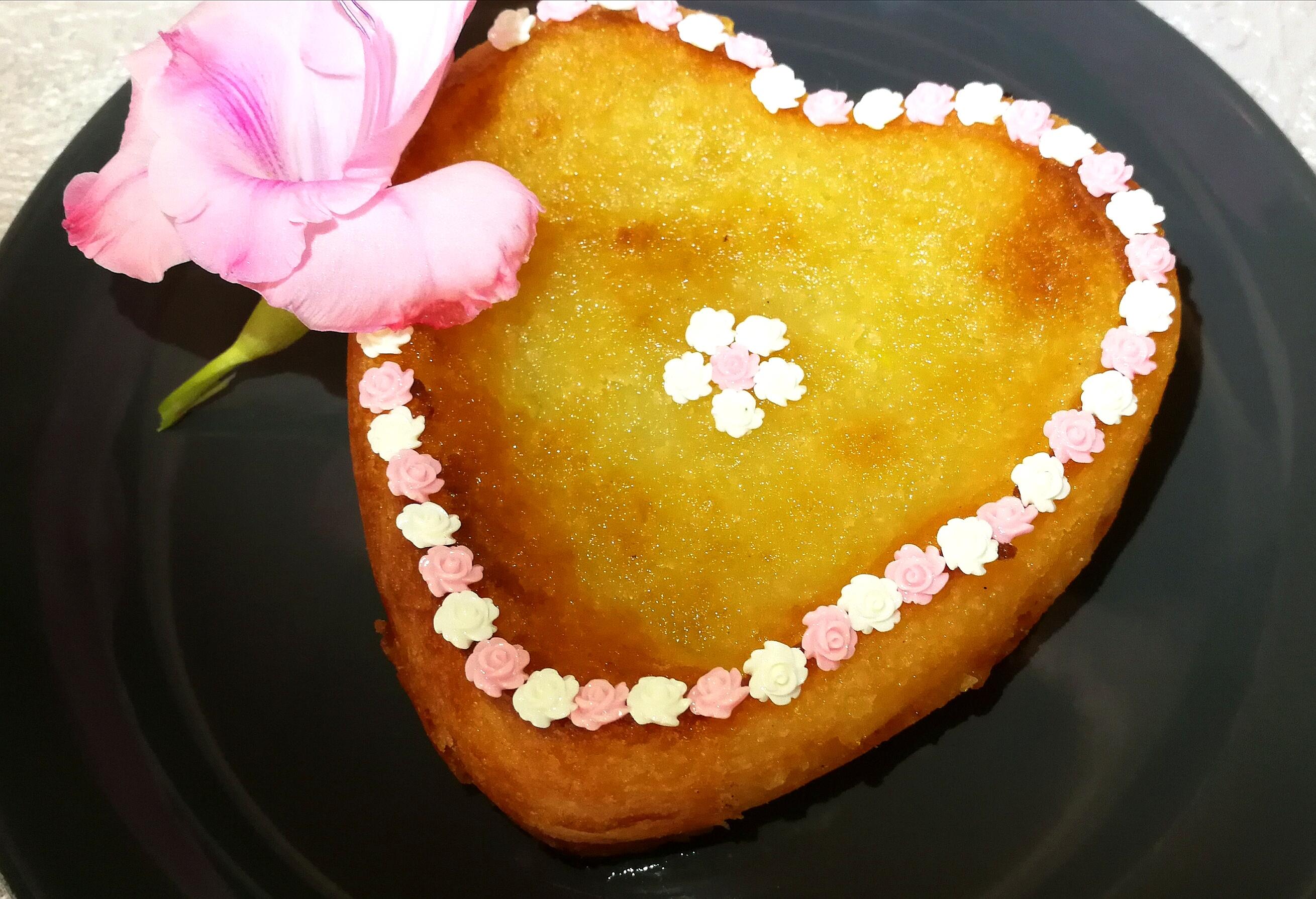 gâteau fondant coco Ananas (vegan, sans sucre, sans gluten)